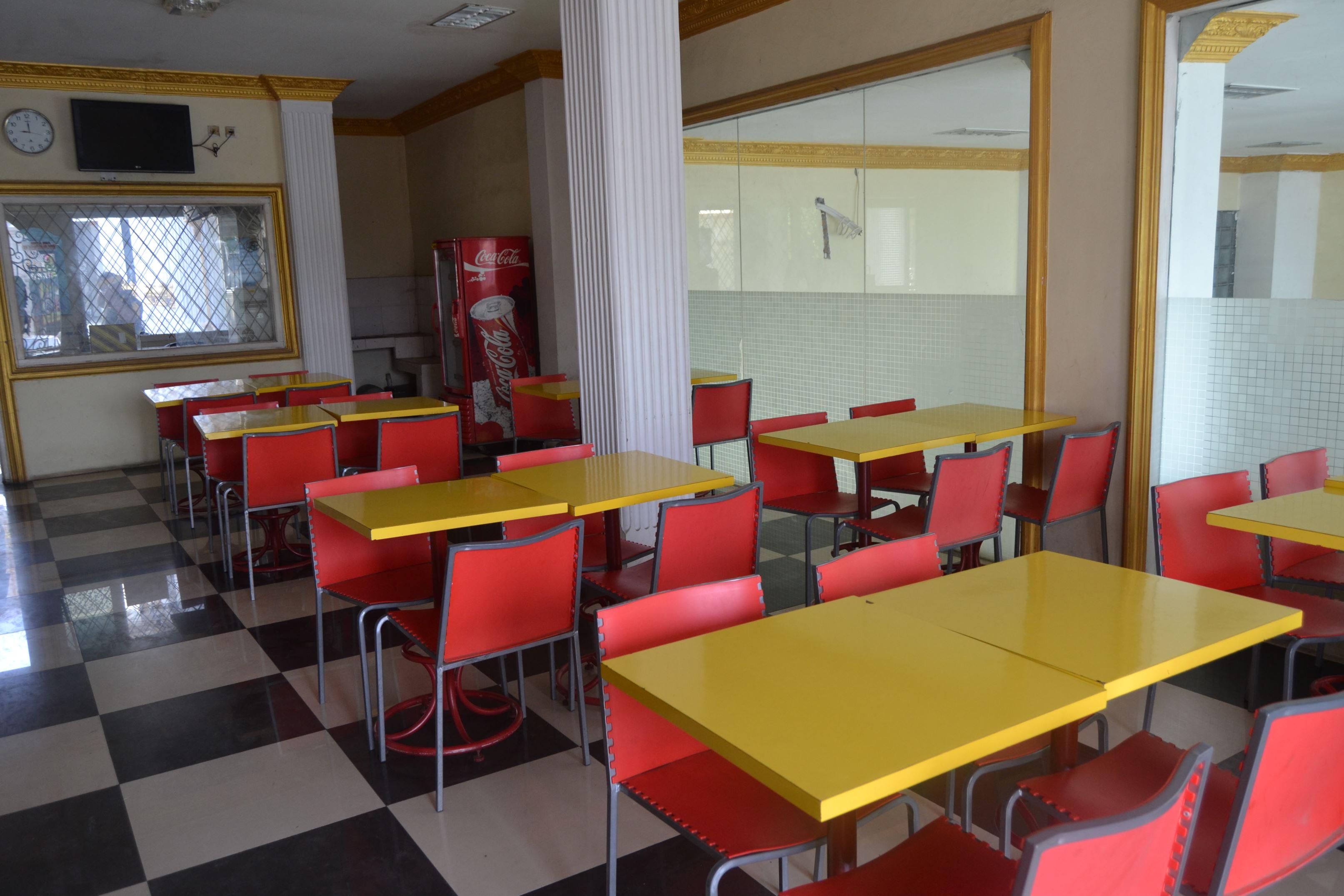 Alexandria Islamic School Cafetaria Facilities Ruang Makan
