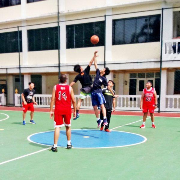 alexandria islamic school - basketball