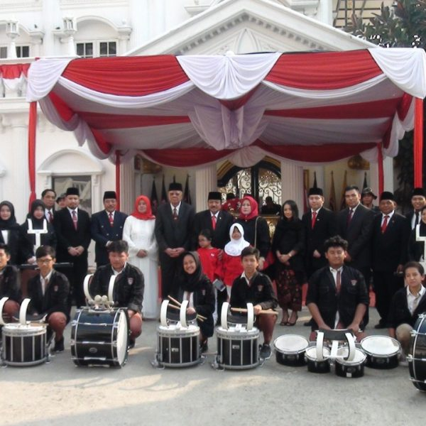 alexandria islamic school - marching band