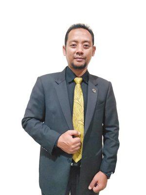M. Iswandi, S,PdI.